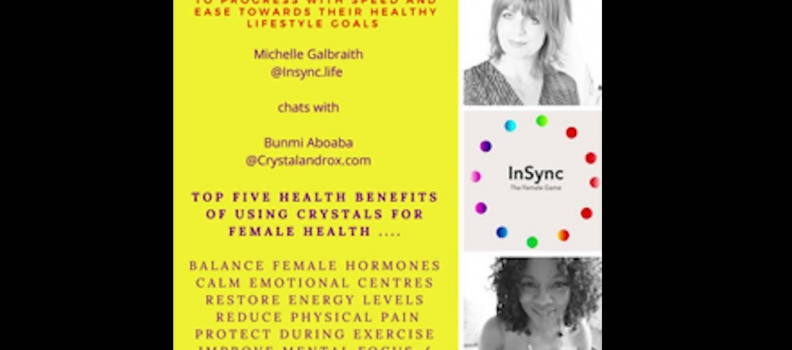 Interview with Michelle Galbraith – Hypnotherapy & Women's Health
