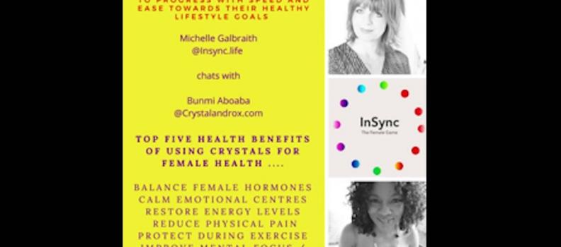 Interview with Michelle Galbraith – Hypnotherapy & Women's Health